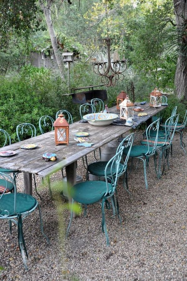 Captivating Unforgettable Outdoor Entertaining: Backyard Dining Done Right