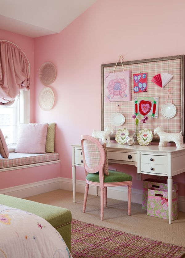 pale pink bedrooms dipped in bubblegum monochromatic rooms 12785