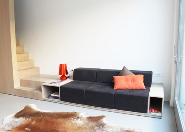 More Than Just A Simple Sofa U2013 Multifunctional Designs