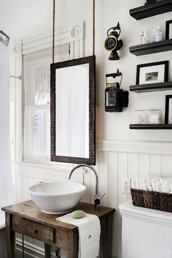 Add Rustic Charm To Your Home With Rope Hanging Accent