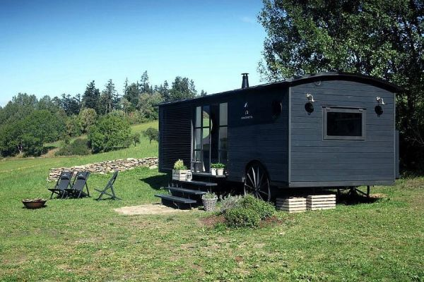 Home On Wheels the perfect adventure homes - tiny, mobile and on wheels