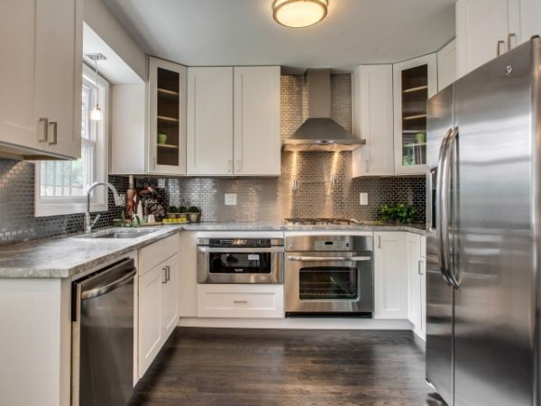 Silver Kitchens Ideas Inspiration