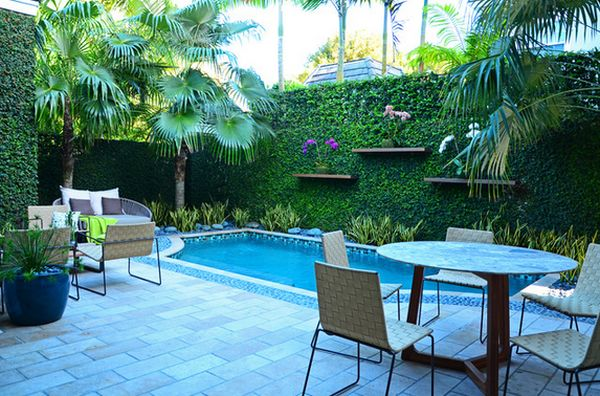 Vine Covered Walls Let You Enjoy The Outdoors For Best Part Of Year