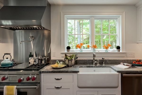 Farmhouse Kitchen Sinks For The Practical And Nostalgic Cook