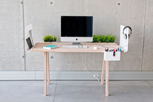 Make The Most Of Your Workspace With A Multifunctional Desk – 20 Space Saving And Creative Ideas