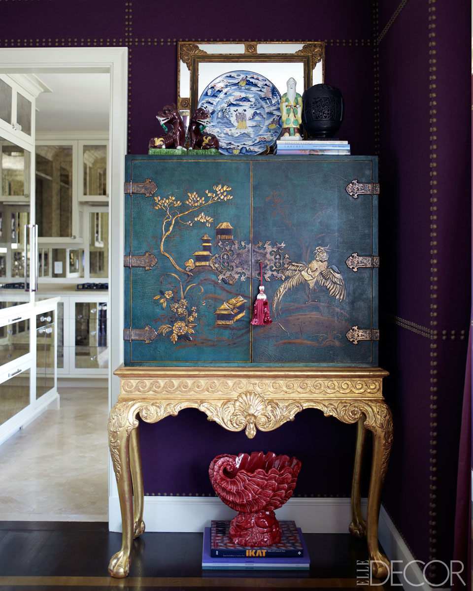 4. Add Chinoiserie Details.