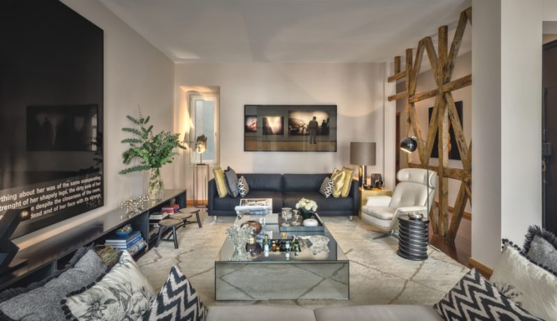 Majestic Apartment In Lisbon Suits A Cosmopolitan Lifestyle