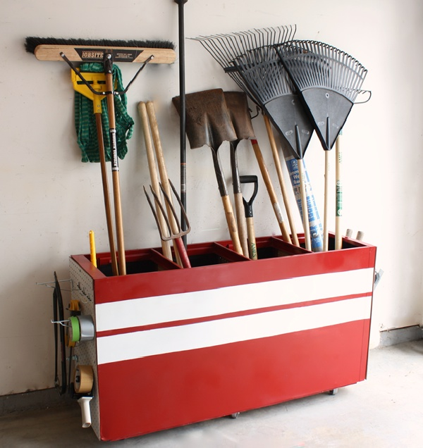 Time to sort out the mess 20 tips for a well organized garage recycle your office furniture solutioingenieria Choice Image