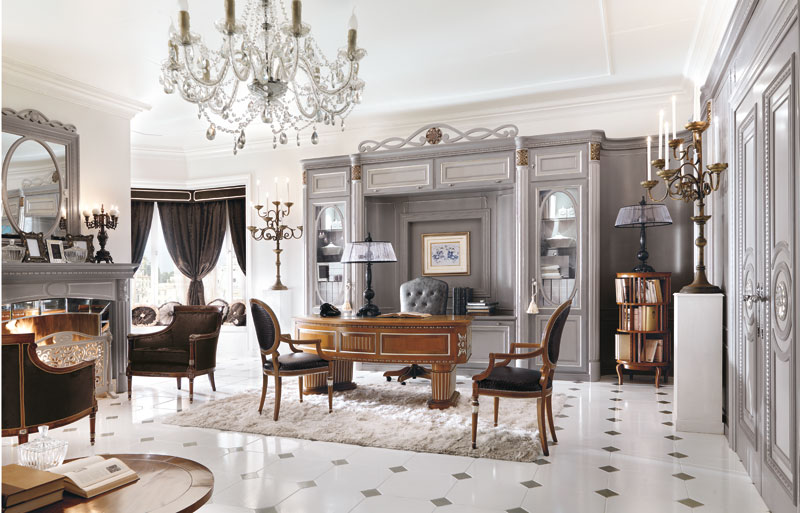 Victorian Vanities With Royal Style