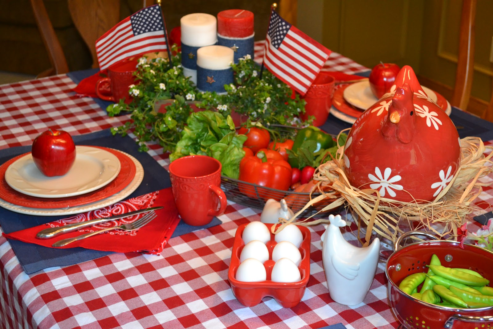 & 13 Most Festive Décor Ideas for a Successful Memorial Day