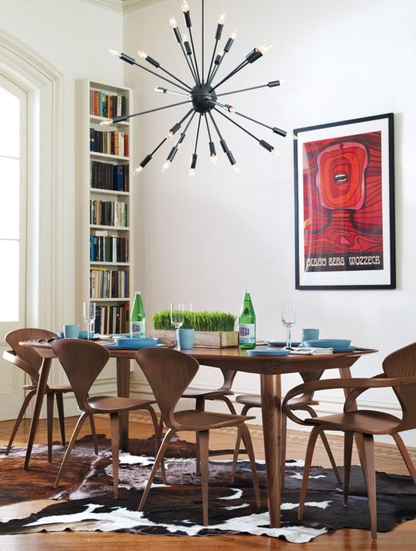 Contemporary Chandeliers That Can Put Any Room Décor Over