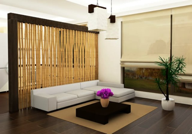 Gentil Incorporating Asian Inspired Style Into Modern Décor
