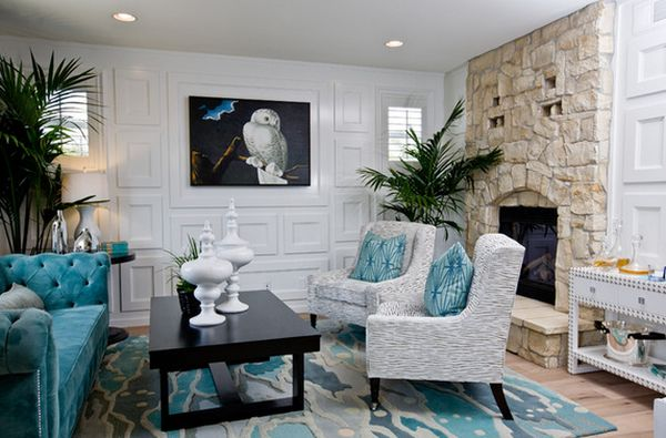 How To Decorate Around Black Coffee Tables What S Your