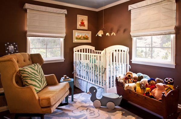 Room Decoration to Welcome Baby