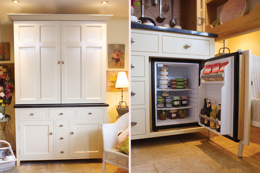 Compact Kitchen Designs For Small Spaces