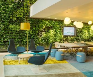 NUON Offices Or How To Create An Inspiring Working Place