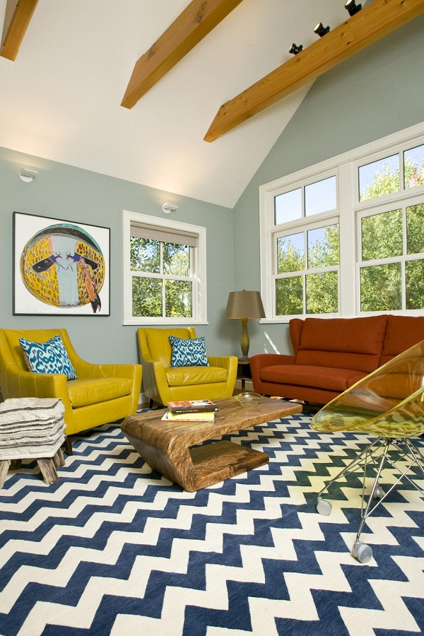 Mixing in some mustard yellow ideas inspiration Mustard living room ideas