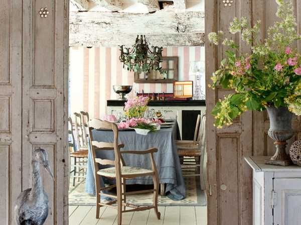 French Country Style.