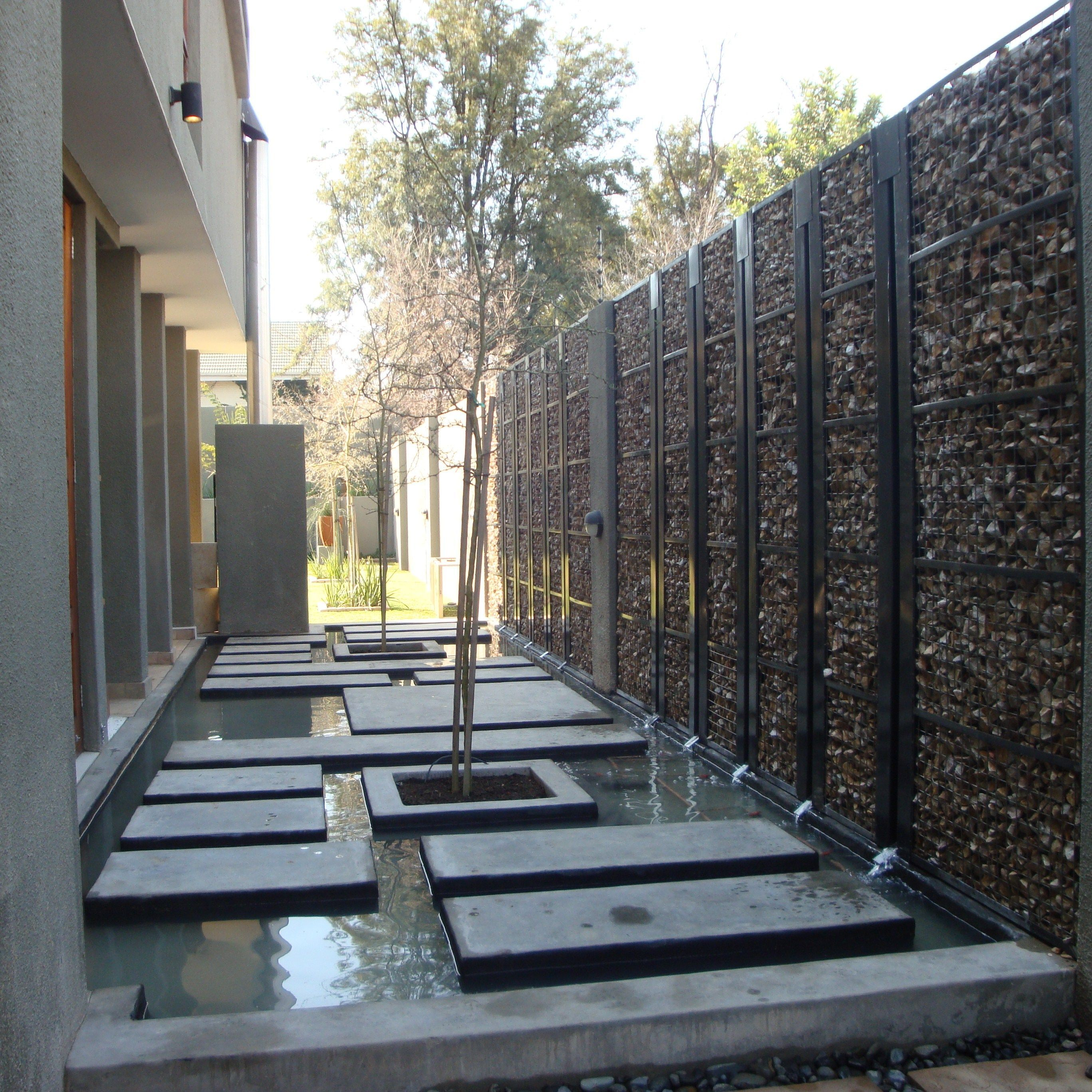 Gabion walls what they are and how to use them in your landscape solutioingenieria Images