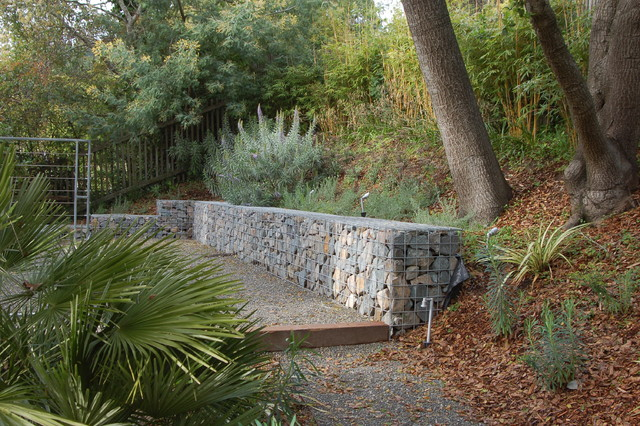 Gabion walls what they are and how to use them in your landscape view in gallery solutioingenieria Gallery