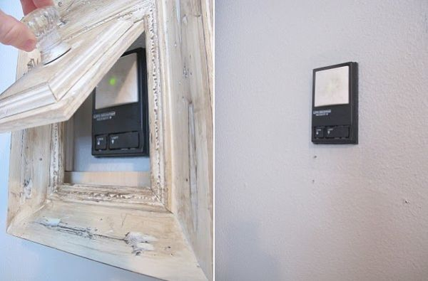 21 Ingenious Ways To Hide The Mess And The Eyesores In