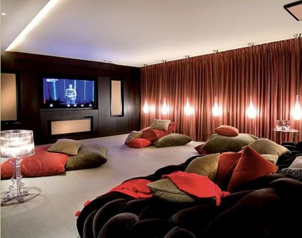 Turn Your Garage In A Home Cinema