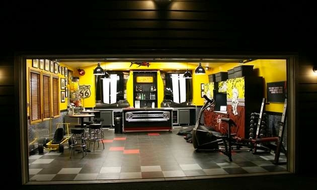 garage workout room ideas - 10 Garage Conversion Ideas To Improve Your Home