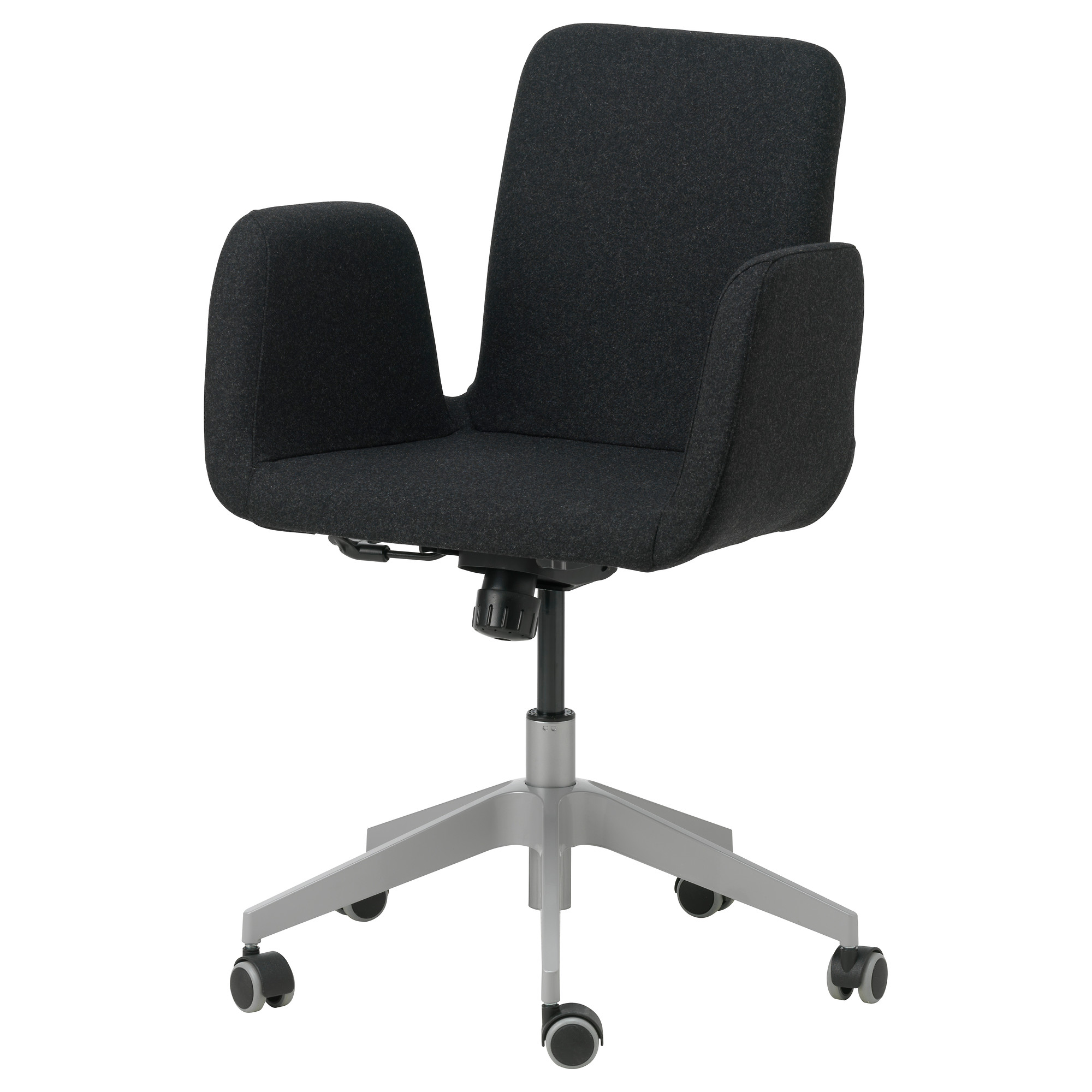 ikea swivel office chair simple office patrik swivel chair hack on
