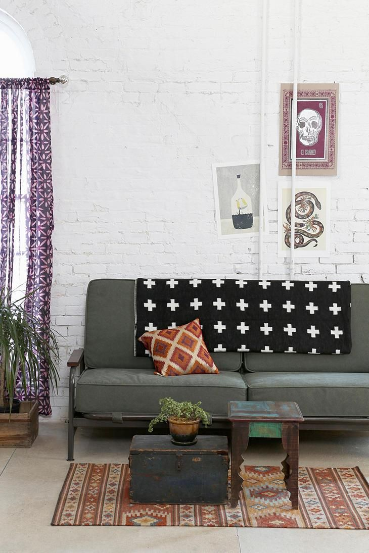 Painting A Room White painting brick walls white – an increasingly popular trend