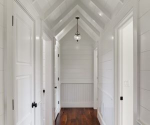 Easy Ways To Make Your Hallways Look Bigger & Brighter
