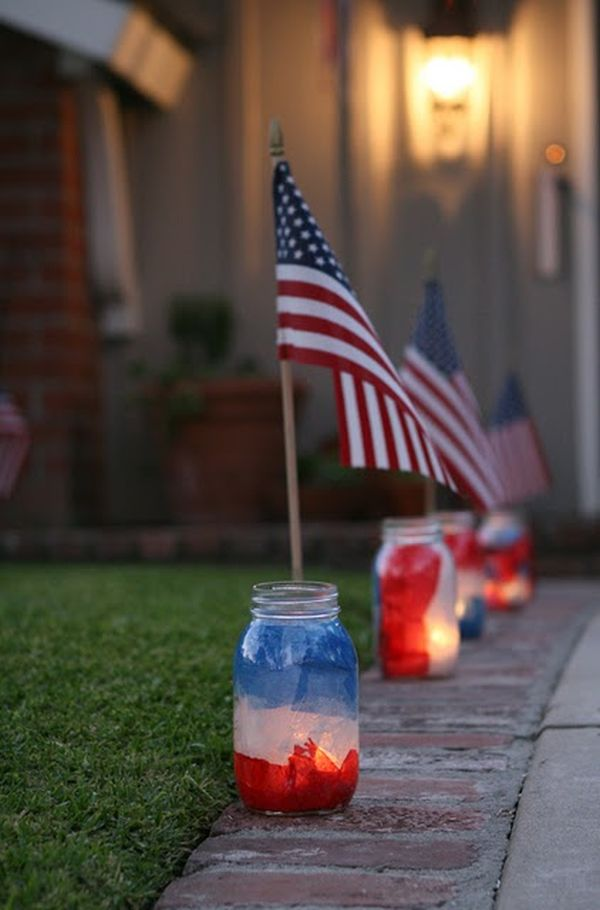 13 Most Festive Decor Ideas For A Successful Memorial Day