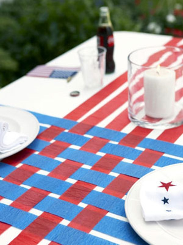 Most festive décor ideas for a successful memorial day
