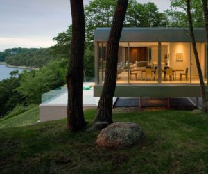 The Clearhouse Lets You Take In All The Beauty Nature Has To Offer With Its Sleek Design