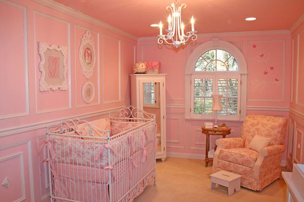 Color Psychology For Nursery Rooms. Learn How Color Affects Your ...