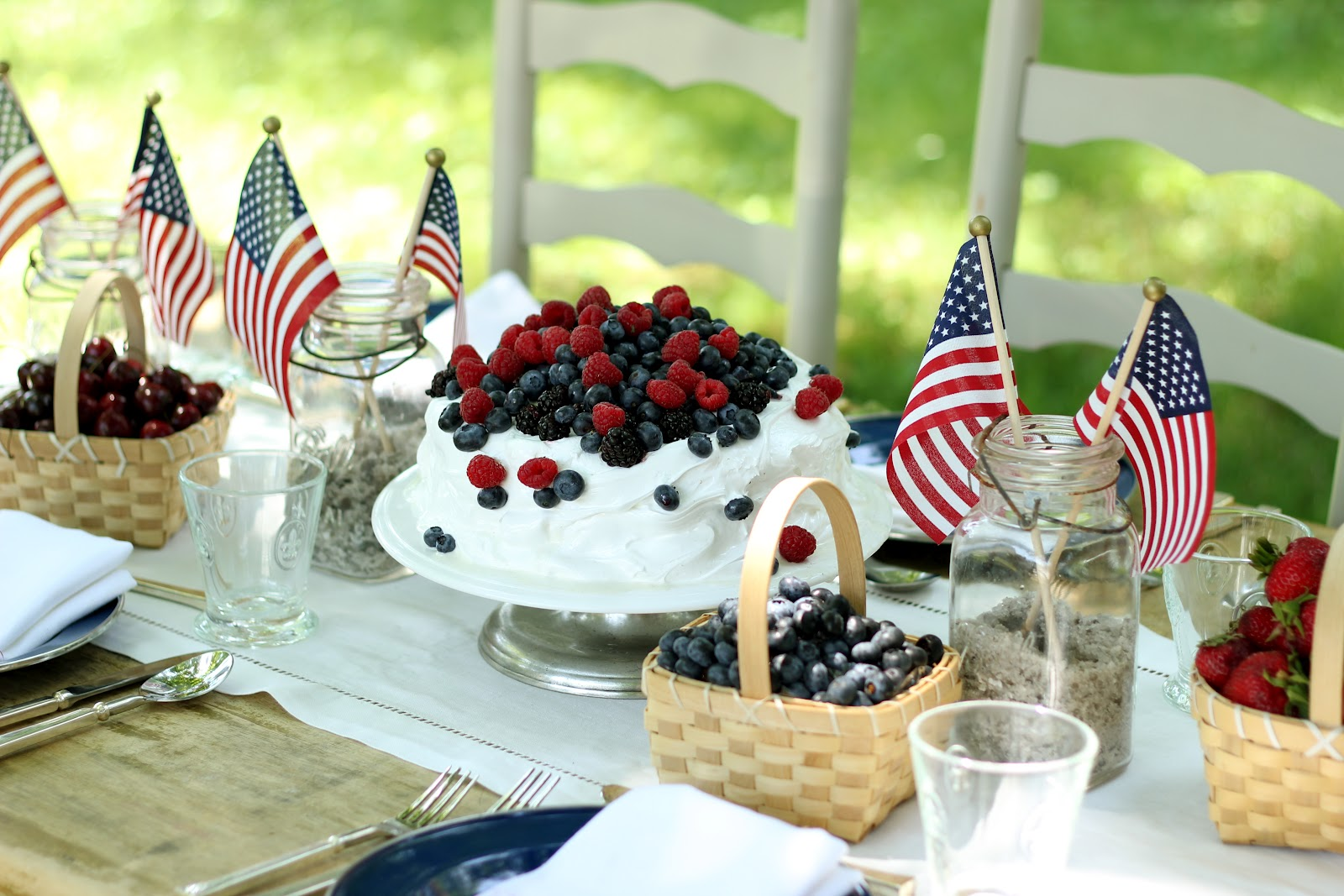 Image result for memorial day table