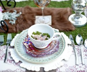 Garden Place Settings: Ideas & Inspiration