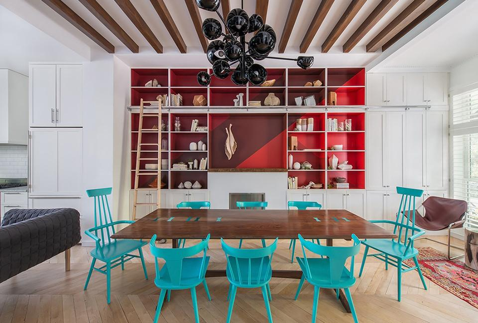 Colorful Dining Room Table And Chairs Euffslemanicom - Colorful dining room table and chairs