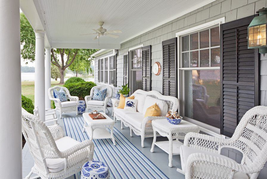 How To Take Full Advantage Of Your Porch This Summer