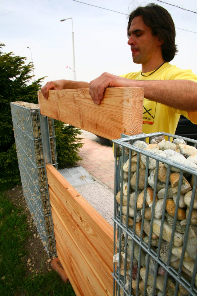 Gabion walls what they are and how to use them in your landscape solutioingenieria Gallery