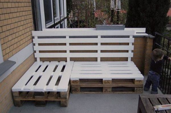 view in gallery - Garden Furniture Diy