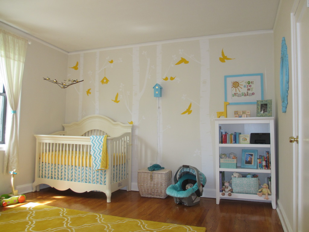 Color Psychology For Nursery Rooms Learn How