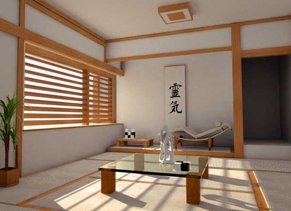 Incorporating asian inspired style into modern d cor for Zen interior decorating ideas
