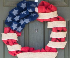 Festive, July 4th DIY Wreaths: Easy, Simple & Inspired!