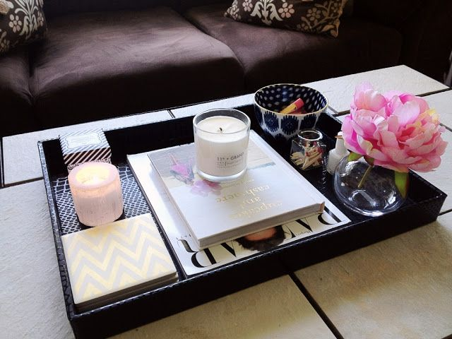 How To Style Coffee Table Trays Ideas Amp Inspiration