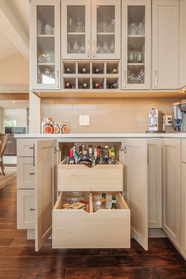 4. An All-in-One. & Quick Tips on Displaying Storing u0026 Organizing Your Wine And Liquor