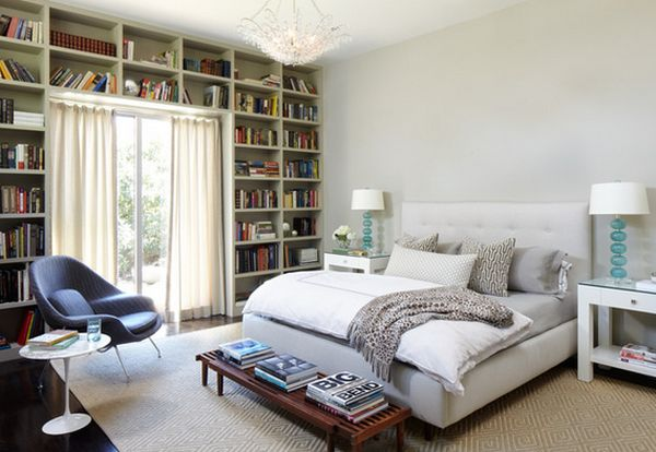 View in gallery. Home Library Inspiration   Built in Bookcases With Creative Designs