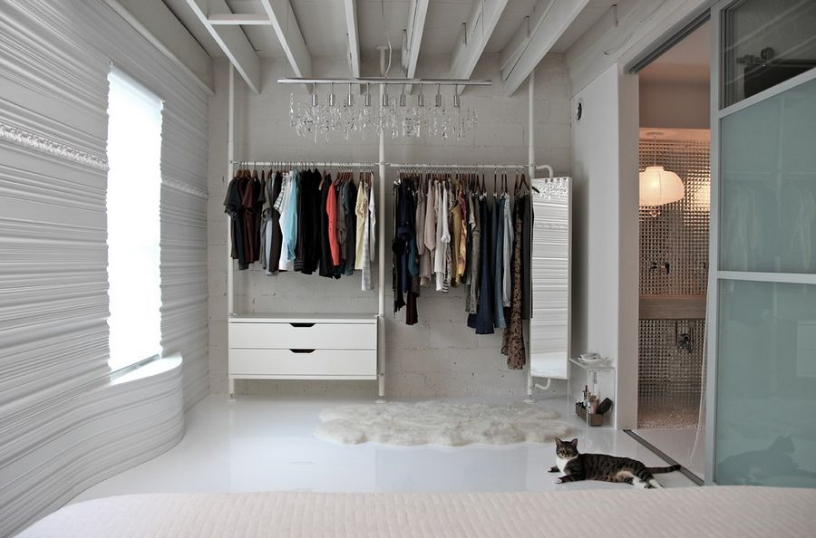 clever wardrobe design ideas for out of the box bedrooms. Black Bedroom Furniture Sets. Home Design Ideas