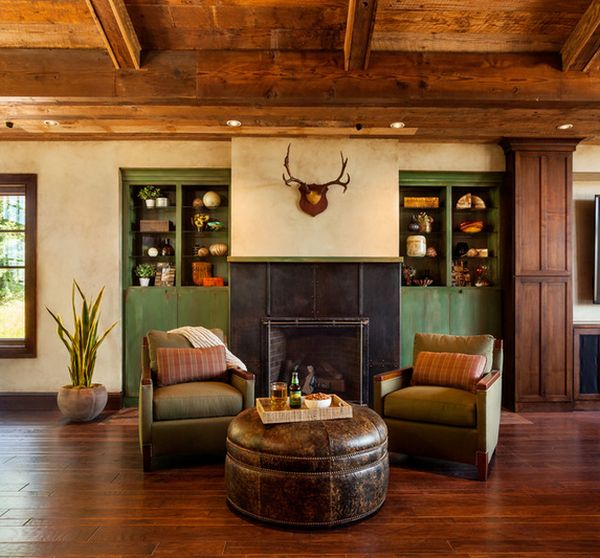 Colors Rustic Home Decorating Ideas: Is A Cabin Right For You?