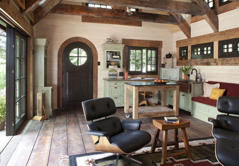 Charming rustic cottage inspired by fairy tales for Fairytale inspired home decor