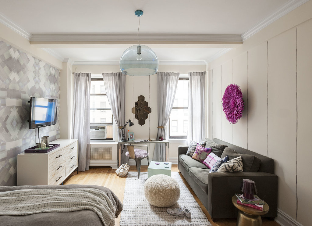 Wonderful Maximizing Your Space In A Studio Apartment